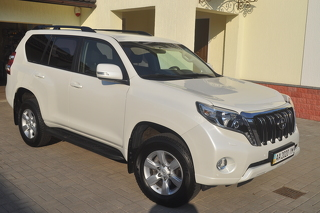 Toyota Land Cruiser Prado, Внедорожник 2014